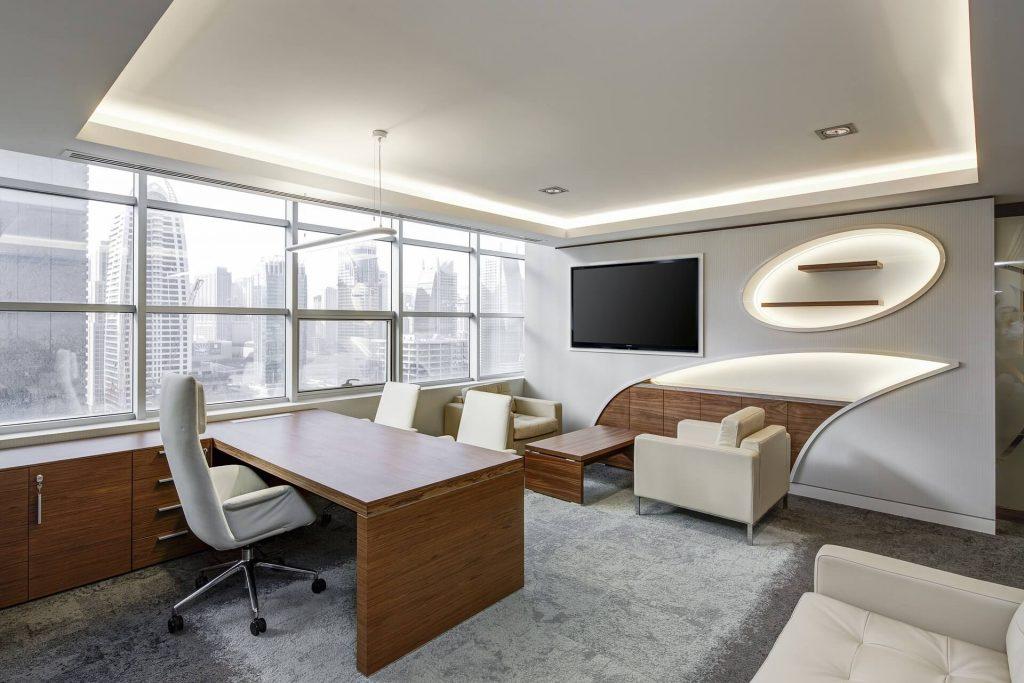 meubilair voor het kantoor