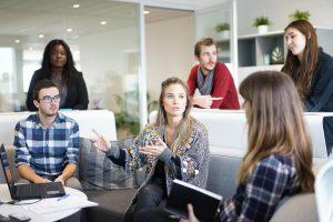 Flexwerken kan bijdragen aan teambuilding